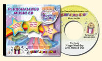 Sing your name cd demo